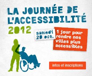 Journée de l'accessibilité 2012