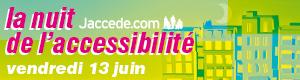 Nuit de l'accessibilité 2014