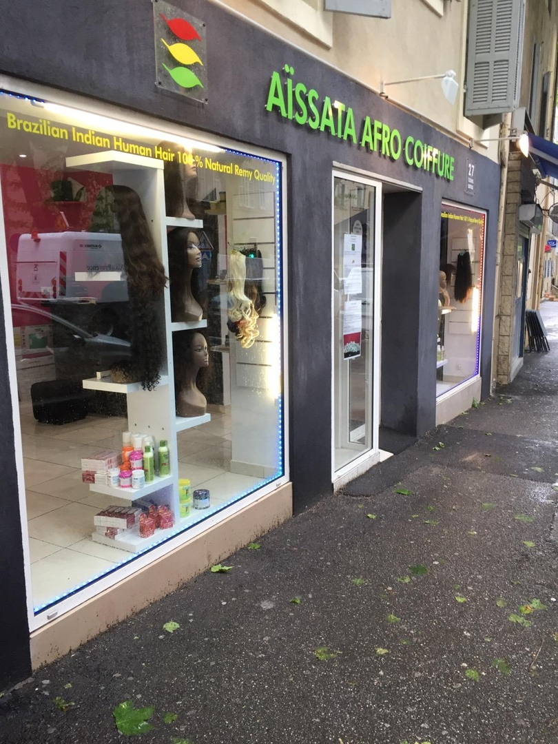 Photo of the May 6, 2017 11:24 AM, AISSATA AFRO COIFFURE, 27 Cours Sextius, 13100 Aix-en-Provence, France