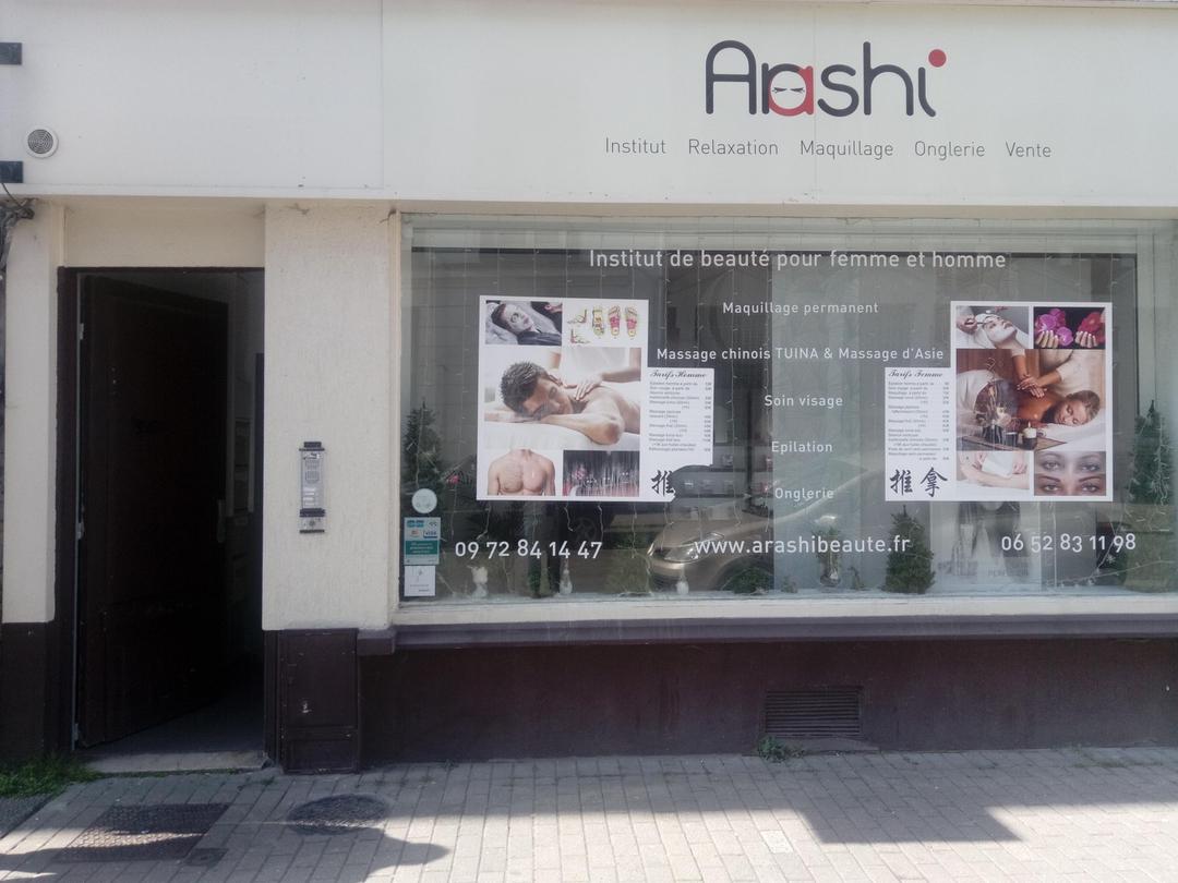 Foto del 8 de abril de 2017 14:07, Arashi Beauté, 21 Rue de Roubaix, 59000 Lille, Francia