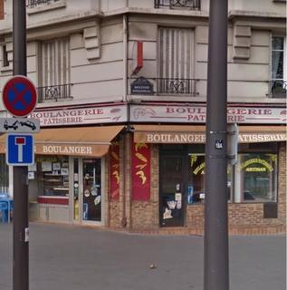 Foto vom 5. Mai 2017 19:33, Artisan Boulanger, 75012 Paris, France