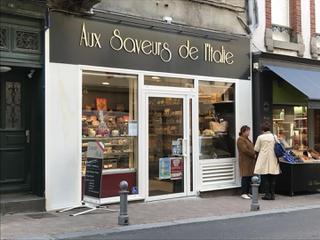 Foto vom 5. April 2017 17:13, Aux saveurs de l'Italie, 11 Rue Paul Poirier, Granville, France