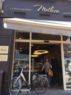 Photo du 8 avril 2017 14:40, Boulangerie Mathieu, 82 Rue du Molinel, 59000 Lille, France