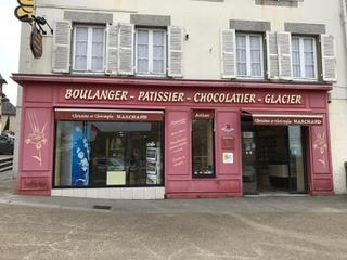 Photo du 5 mai 2017 13:55, Boulangerie Pâtisserie Marchand, Place Charles de Gaulle, 50380 Saint-Pair-sur-Mer, Frankreich