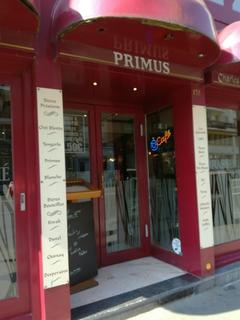 Photo of the April 8, 2017 2:08 PM, Brasserie L'Empire (Bar, brasserie, salon de thé), 19 Place de Béthune, 59800 Lille, France