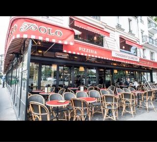 Photo of the April 29, 2017 11:44 AM, Café Marco Polo, 8-10 Avenue du Trône, 75012 Paris, Francia