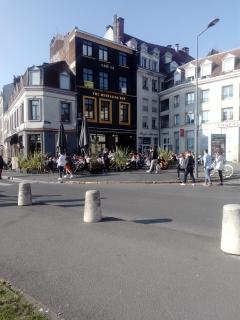 Photo of the April 8, 2017 4:01 PM, Café Oz, 2 Avenue du Peuple Belge, 59000 Lille, France
