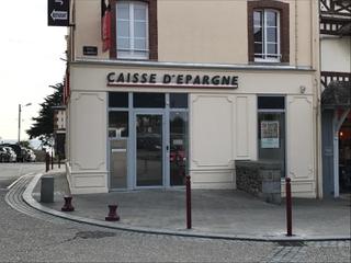 Photo of the May 5, 2017 4:03 PM, Caisse d'Epargne St Pair sur Mer, 40 Route de Granville, 50380 Saint-Pair-sur-Mer, France