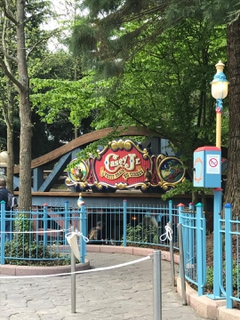 Photo of the April 10, 2017 11:12 PM, Casey Jr. - Le Petit Train du Cirque, Parc Disneyland 77777, 77700 Chessy, France