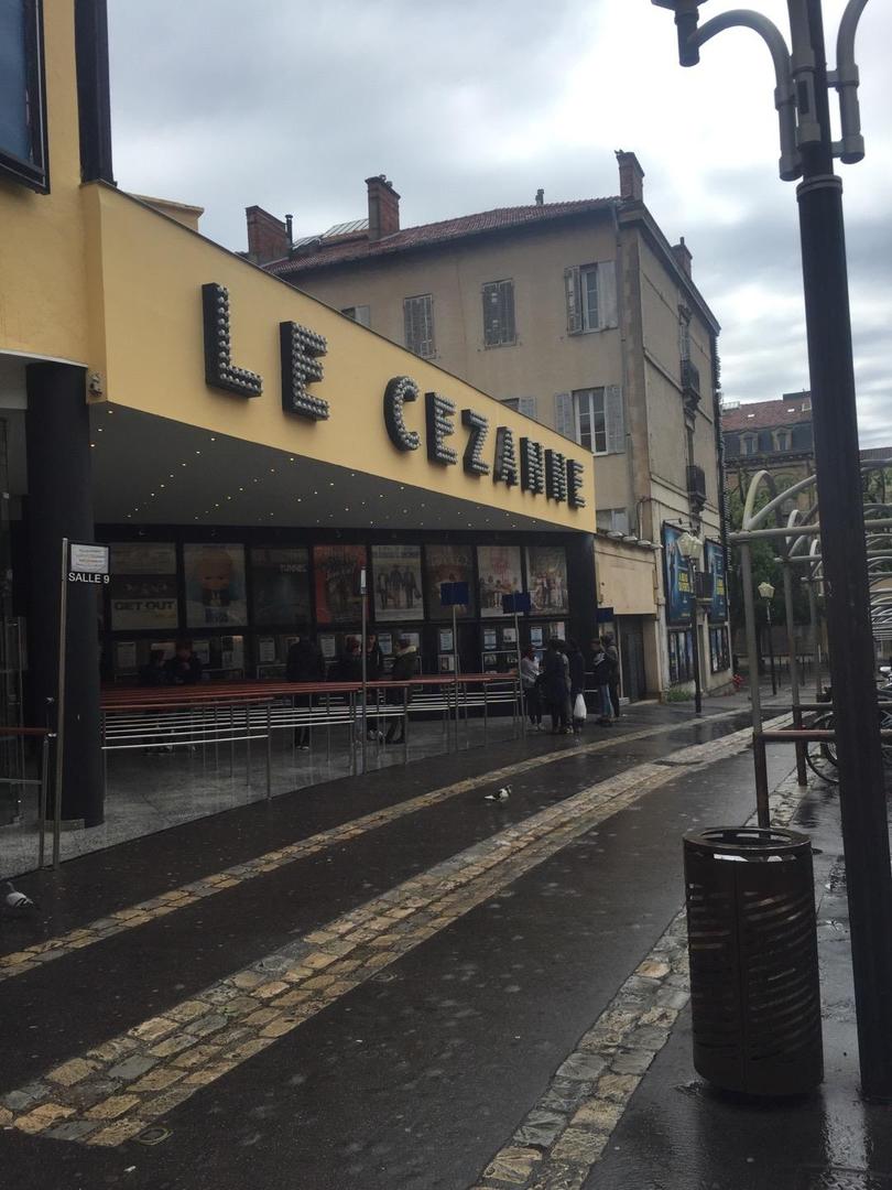 Photo du 6 mai 2017 12:44, Cinéma Le Cézanne, 1 Rue Marcel Guillaume, 13100 Aix-en-Provence, France