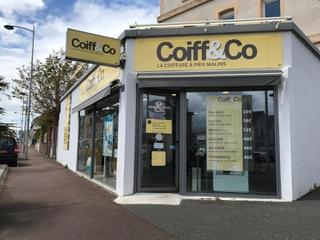 Photo of the April 28, 2017 11:37 AM, Coiff&Co - Coiffeur DONVILLE LES BAINS, 81 Route de Coutances, 50350 Donville-les-Bains, France