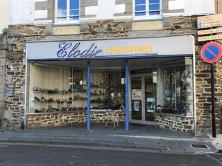 Foto vom 28. April 2017 14:40, Elodle Chaussures, 50400 Granville, France