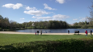 Photo of the April 25, 2017 2:40 PM, Espace Hermeline, 1 Avenue du Plan d'Eau, 87230 Bussière-Galant, France