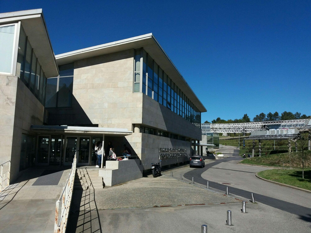 Photo du 4 avril 2017 09:39, Faculty of Economics and Business Administration - Campus of Vigo, Facultade de Ciencias Económicas e Empresariais, Vigo, Spain