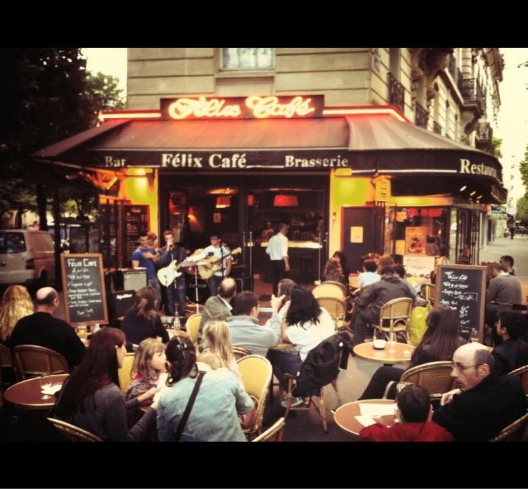 Foto del 30 de abril de 2017 16:57, Félix Café, 40 Boulevard de Reuilly, 75012 Paris, Francia
