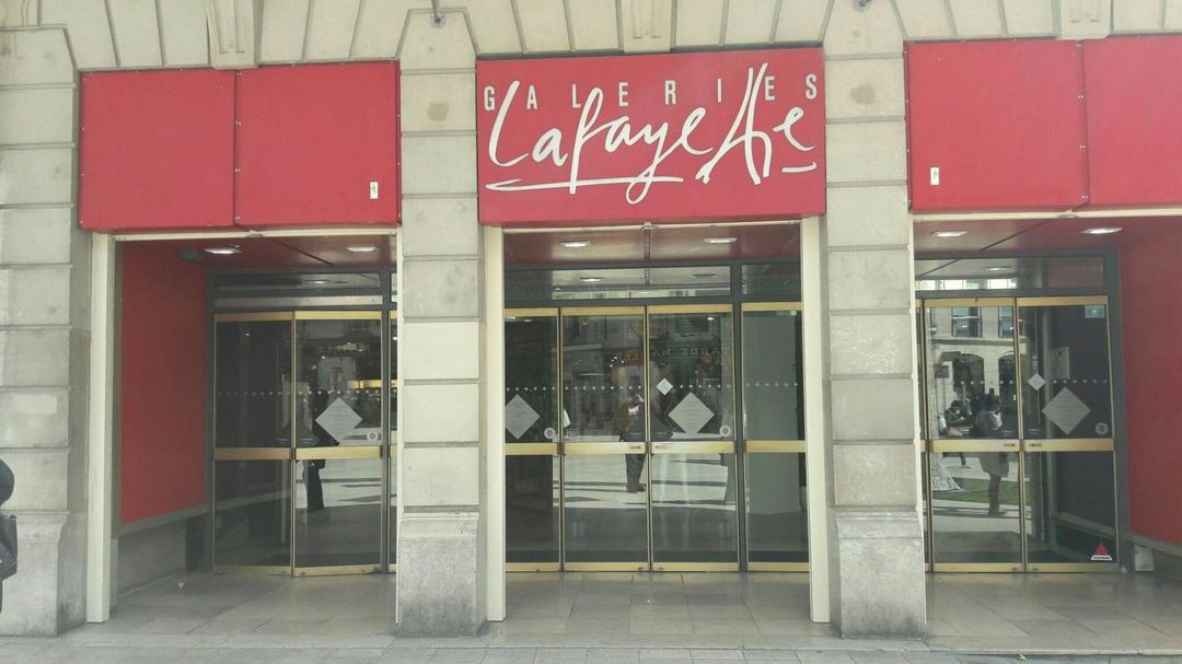 Photo du 4 avril 2017 10:12, Galeries Lafayette Dijon, 41 - 49 Rue de la Liberté, 21000 Dijon, France