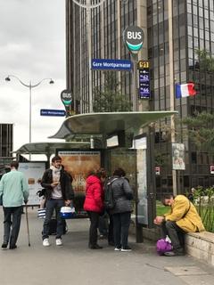 Photo du 13 avril 2017 17:26, Gare Montparnasse, 75015 Paris, France