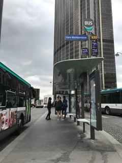 Photo du 13 avril 2017 17:29, Gare Montparnasse, 75015 Paris, Frankreich