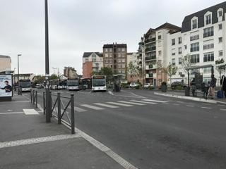 Photo of the April 13, 2017 9:16 AM, Gare de Houilles Carrières Sur Seine, 78800 Houilles, France