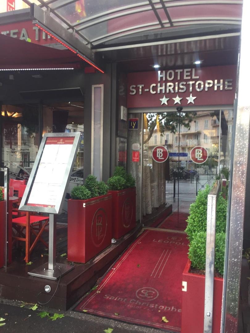 Photo du 6 mai 2017 13:01, Hotel Saint Christophe, 2 Avenue Victor Hugo, 13100 Aix-en-Provence, France