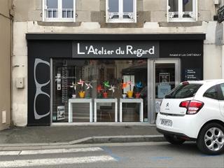 Photo of the May 5, 2017 1:33 PM, L'Atelier du Regard, 32 Rue de la Mairie, 50380 Saint-Pair-sur-Mer, Frankreich