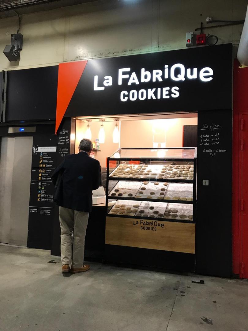 Photo of the April 13, 2017 2:44 PM, La Fabrique, 17 Boulevard de Vaugirard, 75014 Paris, France