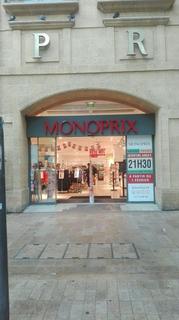 Photo du 6 mai 2017 12:00, MONOPRIX, 27 cours Mirabeau - bp 77, 13100 Aix-en-Provence, Francia