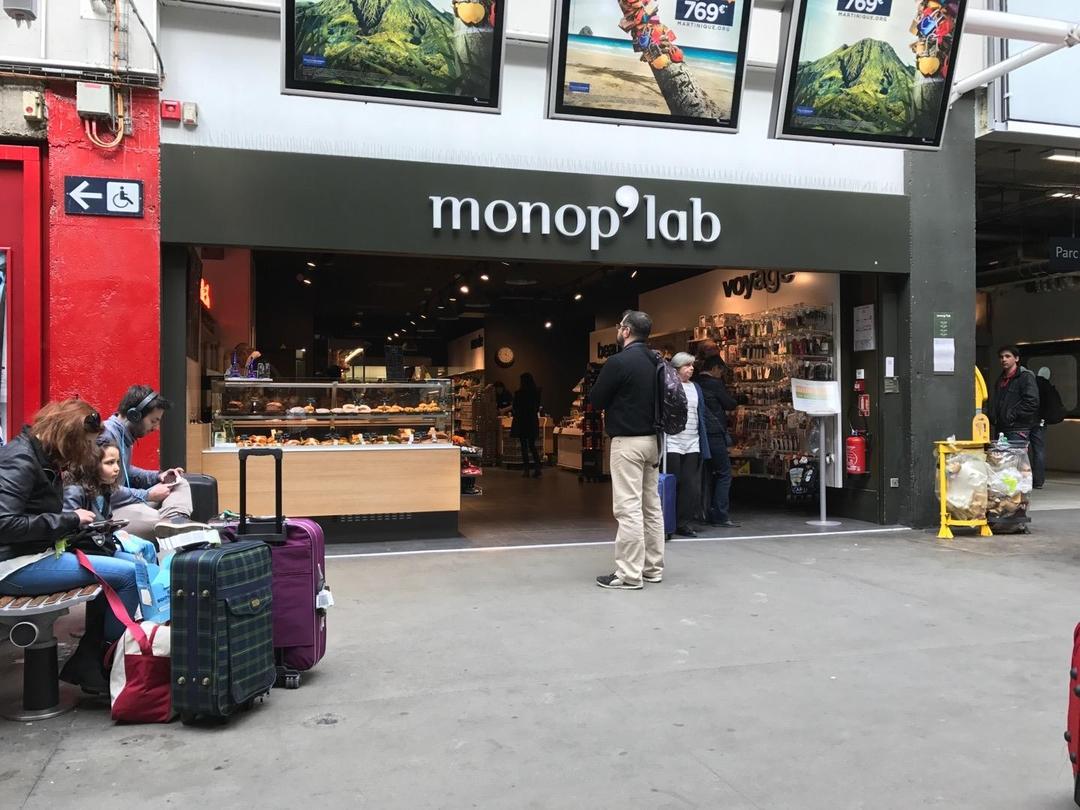 Photo du 13 avril 2017 14:05, Monop'Lab, 17 Boulevard de Vaugirard, 75741 Paris, France