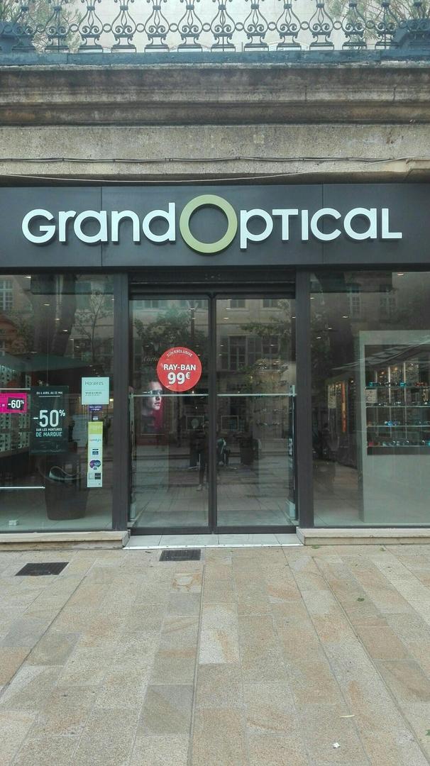 Foto vom 6. Mai 2017 12:52, Opticien GrandOptical Aix-en-Provence, 53 Cours Mirabeau, 13100 Aix-en-Provence, Frankreich