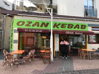 Photo of the May 5, 2017 5:30 PM, Ozan Kebab, 18 Rue du Dr Letourneur, 50400 Granville, Francia