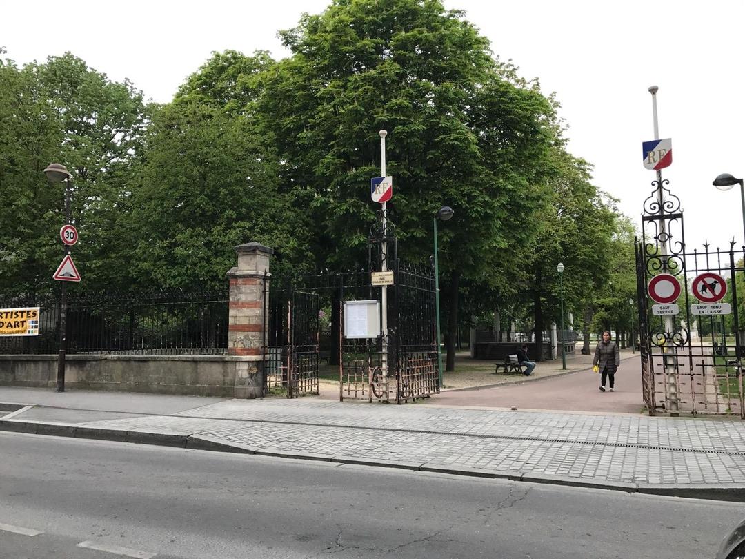 Photo of the April 13, 2017 9:01 AM, Park Charles De Gaulle, 5 Allée du 8 Mai 1945, 78800 Houilles, Francia