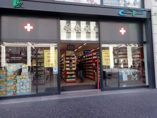 Foto del 10 de abril de 2017 16:26, Grande Pharmacie de France, 12 Rue Faidherbe, 59800 Lille, France