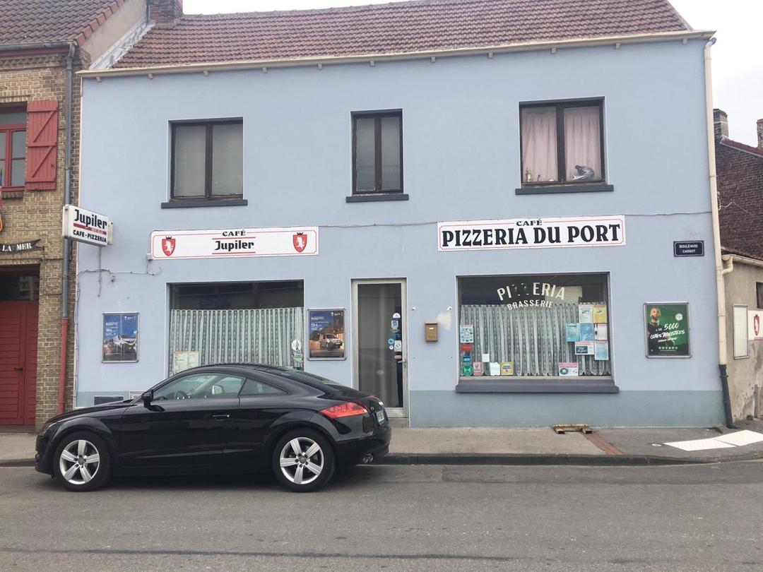 Photo du 12 avril 2017 13:17, Pizzeria du Port, 26 Boulevard Carnot, 59153 Grand-Fort-Philippe, France