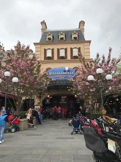 Photo of the April 10, 2017 10:30 AM, Ratatouille : L'Aventure Totalement Toquée de Rémy, Parc Walt Disney Studios, 77700 Chessy, France