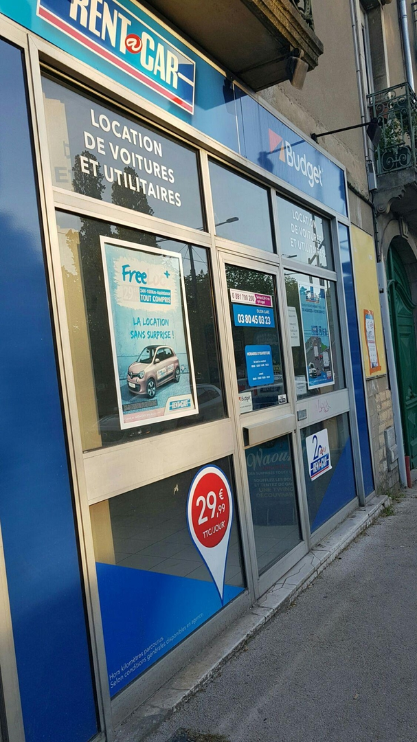 Photo du 20 avril 2017 17:45, Rent A Car - Dijon, 11 Avenue Jean Jaurès, 21000 Dijon, France