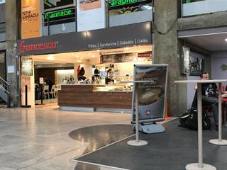 Foto vom 13. April 2017 14:46, Restaurant Francesca Montparnasse, Gare Montparnasse, 11 Boulevard de Vaugirard, 75741 Paris, France