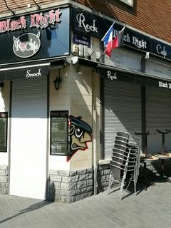 Photo of the April 8, 2017 1:46 PM, Le Black Night Rock Café & Tattoo bar, 29 Rue de Roubaix, 59800 Lille, France