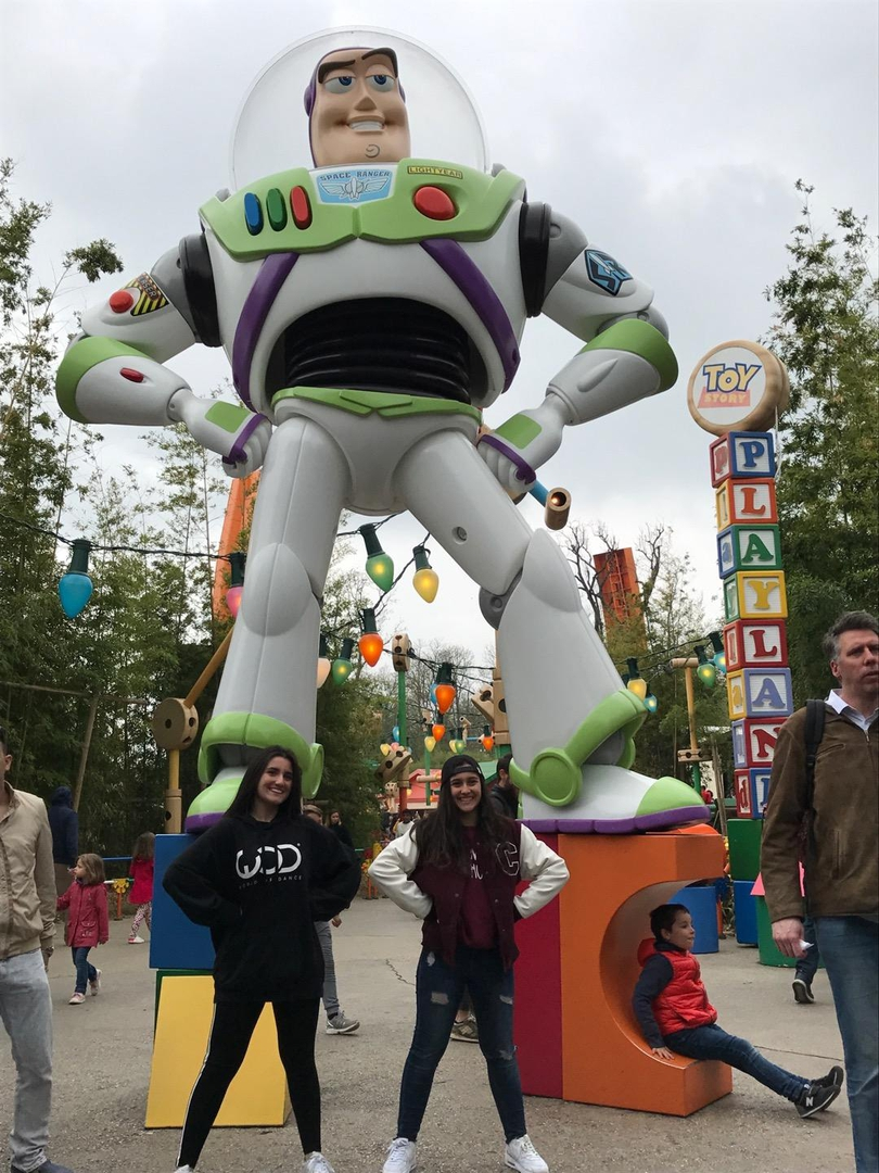 Foto vom 10. April 2017 10:58, Toy Story Playland, Disneyland Paris, 77700 Chessy, France