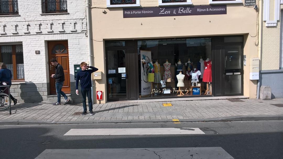 Foto vom 11. April 2017 15:01, Zen et Belle, 50 Grand Place Norbert Segard, 59114 Steenvoorde, Frankreich
